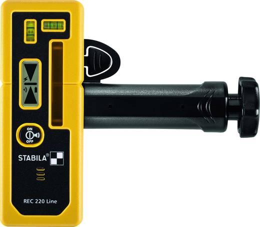 Laserempfänger für Kreuzlinienlaser Stabila REC 220 Line 18643 Passend für Stabila LAX 200 (værdi.1373908), LAX 300 (