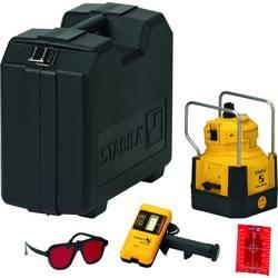 Samonivelační rotační laser Stabila LAPR 150, dosah (max.): 240 m, Kalibrováno dle: bez certifikátu
