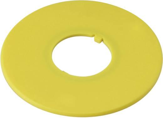 Bezeichnungsschild Aufdruck-Motiv Ohne Gelb DECA A2AV-0 1 St.