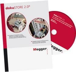 PC software Megger dokuSTORE 2.0 Megger DE-SWDOKU vhodný pro PAT410, PAT420, PAT450, MFT1835