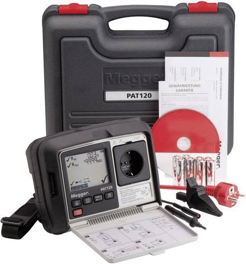 Megger PAT120-DE DIN VDE 0701-0702, DGUV Vorschrift 3, BGV A3, EN 62638 Kalibriert nach ISO