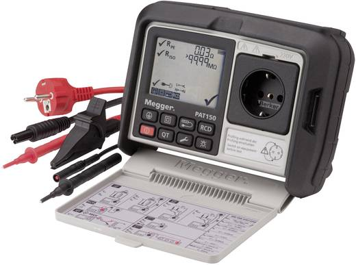 Megger 1003-068 Gerätetester DIN VDE 0701-0702, DGUV Vorschrift 3, BGV A3, EN 62638