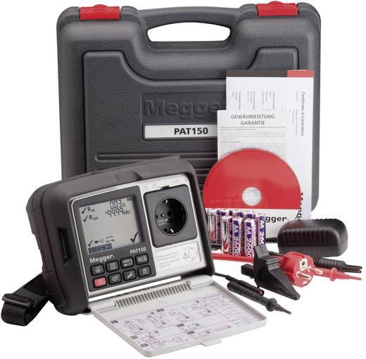 Megger PAT150R-DE DIN VDE 0701-0702, DGUV Vorschrift 3, BGV A3, EN 62638 Kalibriert nach DAkkS