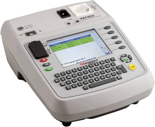 Gerätetester Megger PAT420-DE DIN VDE 0701-0702, BGV A3, EN 62638