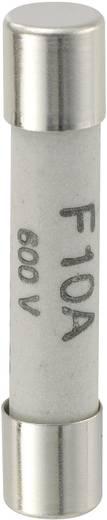Sicherung VOLTCRAFT VOLTCRAFT Multimetersicherung, flink, 10 A, 600 V,