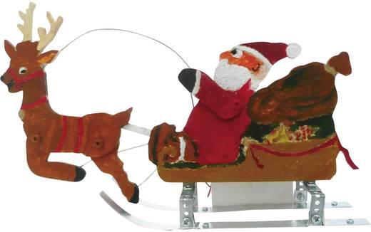Werklehrmittel Weihnachtsschlitten-Bausatz Modelcraft