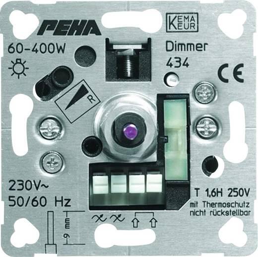 PEHA by Honeywell 1 Stück Einsatz Dimmer PEHA Aluminium D 434 O.A.