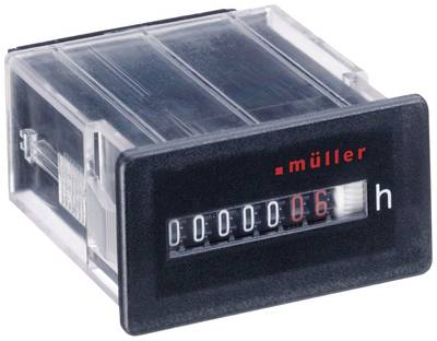 Müller BW3018 Betriebsstundenzähler