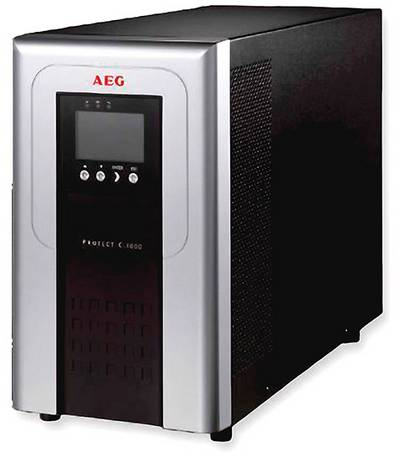 UPS 1000 VA AEG Power Solutions PROTECT C. 1000 (Modell 2014)