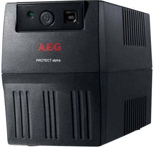 USV 600 VA AEG Power Solutions PROTECT alpha 600