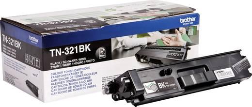 Brother Toner TN-321BK TN321BK Original Schwarz 2500 Seiten