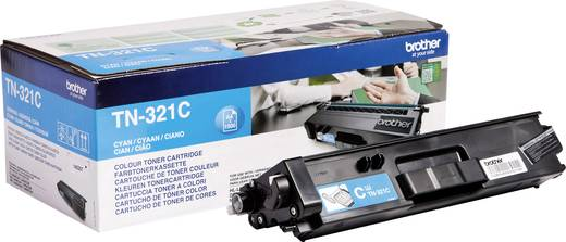 Brother Toner TN-321C TN321C Original Cyan 1500 Seiten