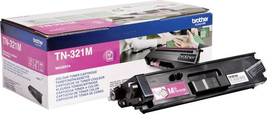 Brother Toner TN-321M TN321M Original Magenta 1500 Seiten