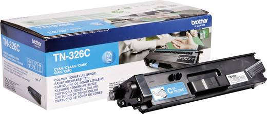 Brother Toner TN-326C TN326C Original Cyan 3500 Seiten