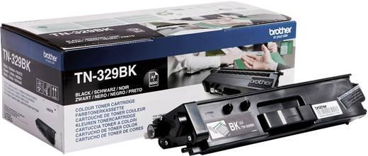 Brother Toner TN-329BK TN329BK Original Schwarz 6000 Seiten