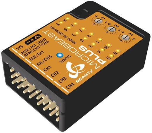 5-Kanal Flächenkreisel BeastX Microbeast Plus