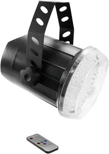 Stroboskop Eurolite LED Techno Strobe 500 FB Anzahl LEDs:146 Weiß