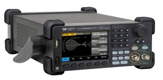 Teledyne LeCroy WaveStation 3122 Funktionsgenerator netzbetrieben 1 µHz - 120 Mhz 2-Kanal Sinus, Rechteck, Dreieck, Puls