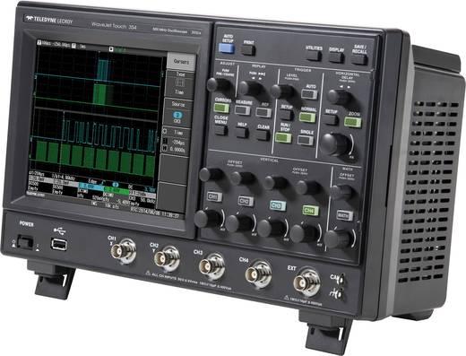 Digital-Oszilloskop Teledyne LeCroy WJ354 Touch 500 MHz 4-Kanal 1 GSa/s 2.5 Mpts 8 Bit Digital-Speicher (DSO)