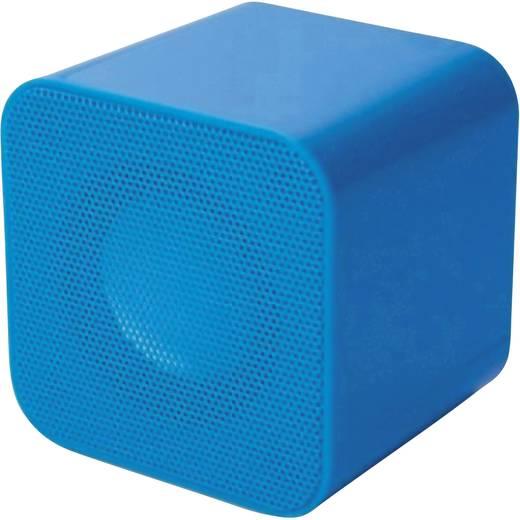 Silva Schneider BTS 700 Bluetooth® Lautsprecher Blau