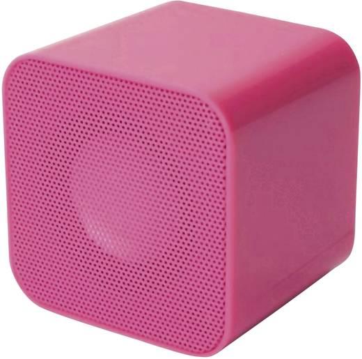 Mini Lautsprecher Silva Schneider BTS 700 Pink
