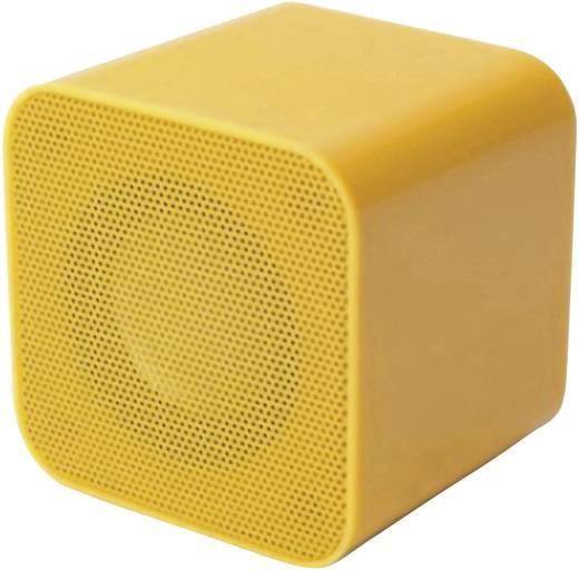 Mini Lautsprecher Silva Schneider BTS 700 Gelb