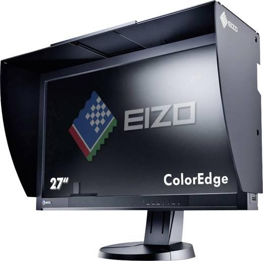 EIZO CG277-BK LCD-Monitor 68.6 cm (27 Zoll) EEK C 2560 x 1440 Pixel WQHD 6 ms DisplayPort, DVI, HDMI™ IPS LCD