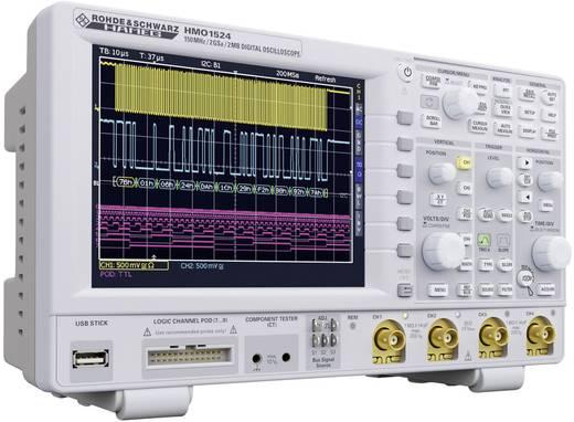 4-Kanal Digital-Oszilloskop HMO1524