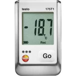 Teplotný datalogger testo 175 T1, Merné veličiny teplota