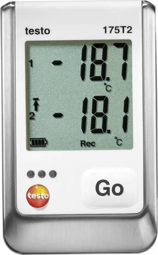 Temperatur-Datenlogger testo 175 T2 Messgröße Temperatur -40 bis +120 °C Kalibriert nach Werksstandard (ohne Zer
