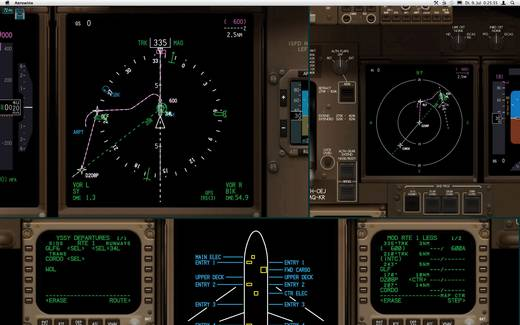 Aerowinx - Precision Simulator 10 Vollversion, 1 Lizenz Lern-Software