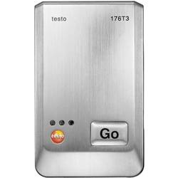Teplotný datalogger testo 176 T3, -200 až +400 °C Typ T, -195 až +1000 °C Typ K
