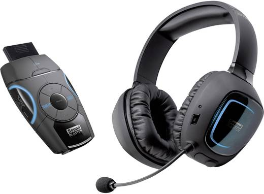 creative gaming headset sound blaster recon3d omega. Black Bedroom Furniture Sets. Home Design Ideas