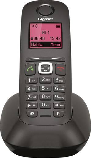 Schnurloses Telefon analog Gigaset A540 Freisprechen Anthrazit, Schwarz