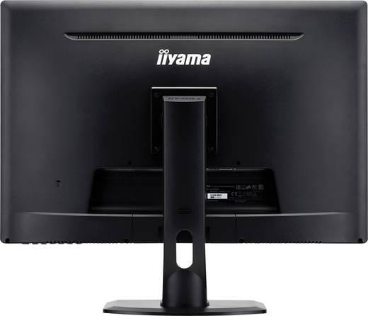 LED-Monitor 76.2 cm (30 Zoll) Iiyama XB3070WQS-B1 EEK C 2560 x 1600 Pixel WQXGA 5 ms HDMI™, DVI, DisplayPort, VGA AH-IPS