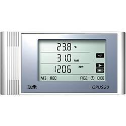 Datalogger Lufft Opus20 TCO, vlhkost vzduchu, CO2, teplota Kalibrováno dle DAkkS