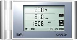 Enregistreur de données multifonctions Lufft 8120.20 Unité de mesure température, humidité de l'air, CO2 -20 à 50 °C 10