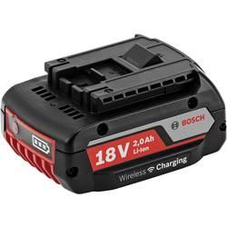 Náhradný akumulátor pre elektrické náradie, Bosch Professional GBA 18V 1600A003NC, 18 V, 2 Ah, Li-Ion akumulátor