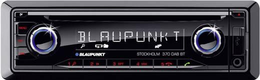 Autoradio Blaupunkt Stockholm 370DAB+ DAB+ Tuner, Bluetooth®-Freisprecheinrichtung