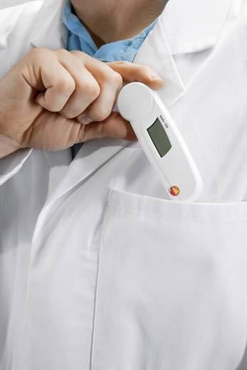 Einstichthermometer (HACCP) testo testo 103 Kalibriert nach ISO Messbereich Temperatur -30 bis 220 °C Fühler-Typ NTC HAC