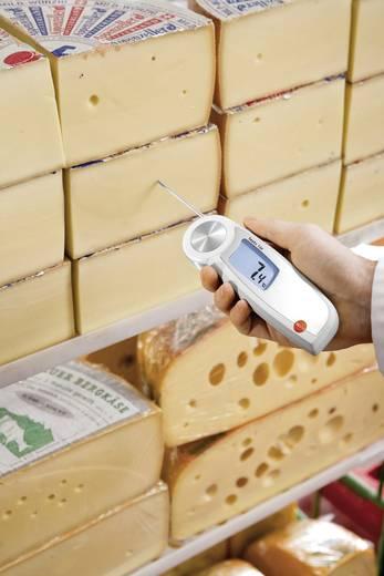 Einstichthermometer (HACCP) testo 104 Messbereich Temperatur -50 bis 250 °C Fühler-Typ NTC HACCP-konform Kalibriert nach