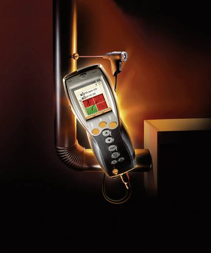testo 330-2LL Abgas-Analysegerät, Gas-Messgerät