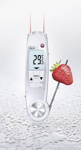 Einstichthermometer (HACCP) testo 104-IR Messbereich Temperatur -50 bis 250 °C Fühler-Typ NTC HACCP-konform Kalibriert n