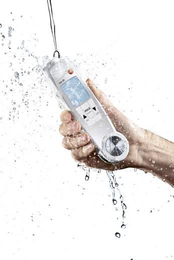 Einstichthermometer (HACCP) testo testo 104-IR Messbereich Temperatur -50 bis 250 °C Fühler-Typ NTC HACCP-konform, Berührungslose IR-Messung