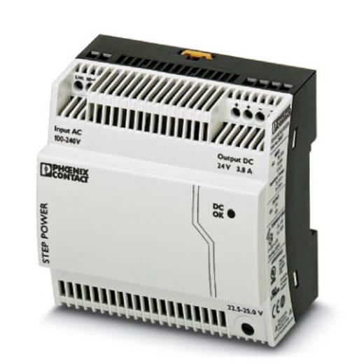 Hutschienen-Netzteil (DIN-Rail) Phoenix Contact STEP-PS/ 1AC/24DC/3.8/C2LPS 24 V/DC 3.8 A 91.2 W 1 x