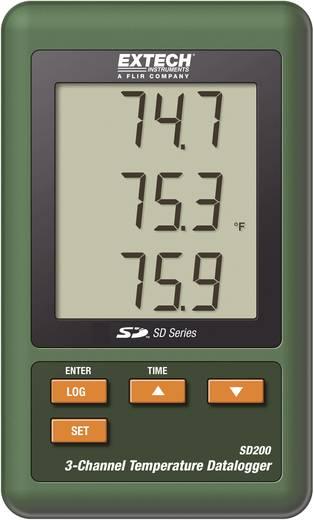 Temperatur-Datenlogger Extech SD200 Messgröße Temperatur -100 bis 1300 °C