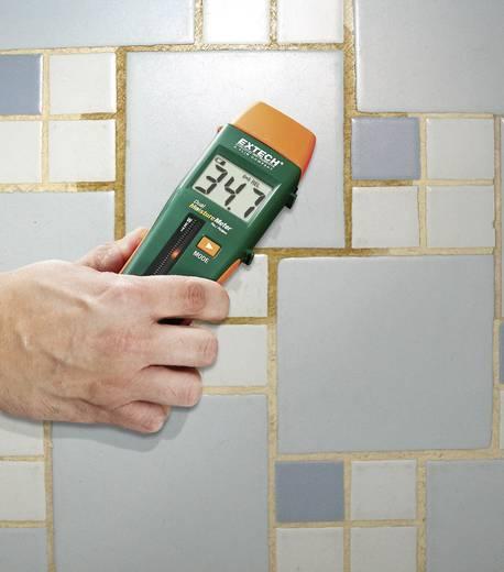 Extech MO260 Materialfeuchtemessgerät Messbereich Baufeuchtigkeit (Bereich) 0 bis 99.9 % vol Messbereich Holzfeuchtigkei