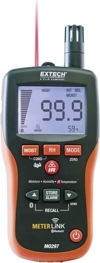 Materialfeuchtemessgerät Extech MO297 Messbereich Baufeuchtigkeit (Bereich) 0 bis 99.9 % Messbereich Holzfeuchtigkeit (B