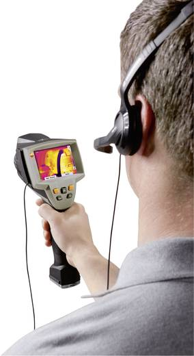 Wärmebildkamera testo 882 -20 bis 350 °C 320 x 240 Pixel 33 Hz Kalibriert nach DAkkS