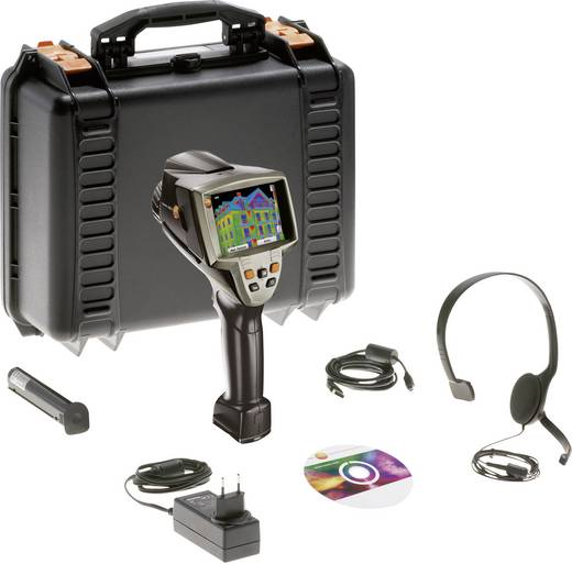 Wärmebildkamera testo 882 -20 bis 350 °C 320 x 240 Pixel 33 Hz Kalibriert nach ISO